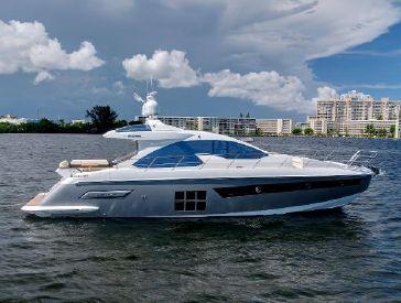2016 55' Azimut-55S Fort Lauderdale, FL, US