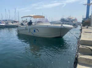2019 Pacific Craft 750 Open