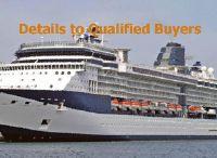 2001 Cruise Ship - 2158/2450 Passengers - Stock No. S2349