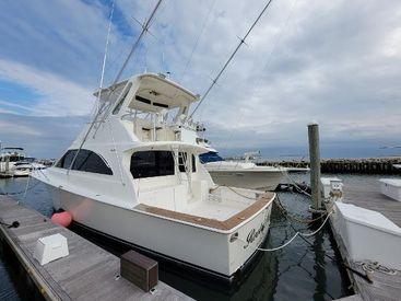 1998 48' Ocean Yachts-48 Super Sport Longport, NJ, US