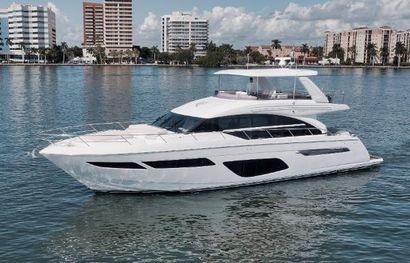 2019 70' Princess-F70 West Palm Beach, FL, US