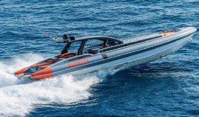 2021 60' Pirelli-PZERO 1900 Fort Lauderdale, FL, US