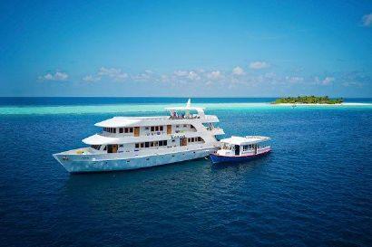 2016 99' Custom-Dive Boat Fehikuri, MV