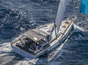 2022 Beneteau Oceanis Yacht 54