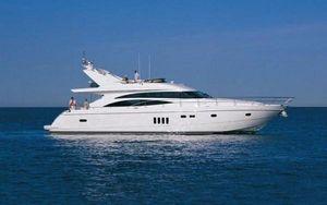 2010 63' 4'' Princess-62 Flybridge Aegean Sea, TR