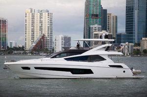 2017 75' Sunseeker-75 Yacht Miami, FL, US