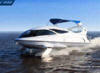 2021 Paritetboat New LOOKER 440S