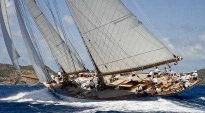 2000 162' 5'' Herreshoff-Classic Gaff Schooner Tarragona, ES