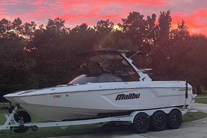 2021 24' Malibu-24MXZ League City, TX, US