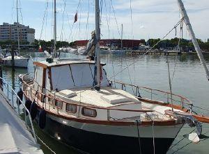 1974 Siltala Nauticat 33