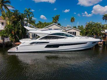 2014 71' Sunseeker-Sport Yacht 68 Puerto Sotogrande, ES