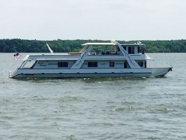 2002 92' STARDUST-V-Bow River Cruiser Grand Rivers, KY, US