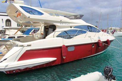 2009 43' 10'' Azimut-43S Arrecife, ES