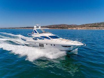 2016 66' Azimut-Dragon 66 Flybridge Newport Beach, CA, US
