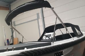 2021 Corsiva 690 Tender DEMO & Suzuki 115