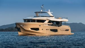 2022 85' Numarine-26XP Hull #21 Istanbul, TR
