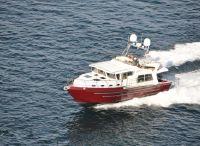 2021 EagleCraft 45' Pilothouse Cruiser