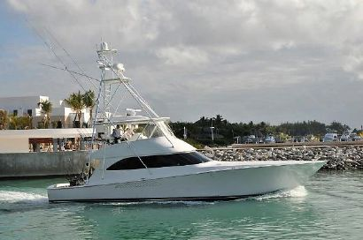 2011 60' Viking-60 Convertible San Juan, PR
