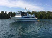 1980 Custom House Boat Cruiser