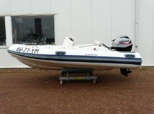2004 Scanner INO met 30pk 4-takt Mariner