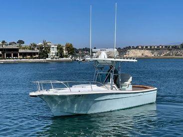 2009 24' Bimini-24 Cuddy Cabin Newport Beach, CA, US