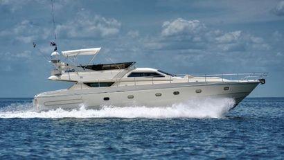 1995 62' Ferretti Yachts-Fly 62 Panama, PA