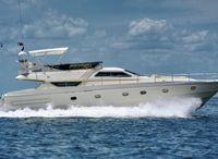 1995 Ferretti Yachts Fly 62
