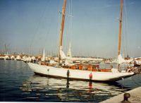 1936 Chantier de la Liane Classic Marseille Yawl