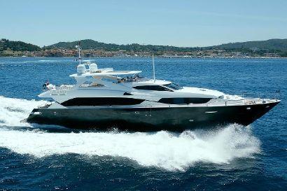 2012 111' Sunseeker-34m Motor Yacht Fort Lauderdale, FL, US
