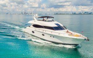 2008 84' Lazzara Yachts-OPEN BRIDGE Miami, FL, US