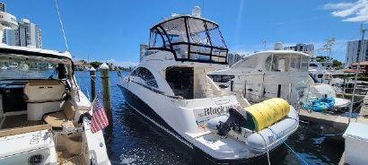 2008 50' Sea Ray-Sedan Bridge Aventura, FL, US