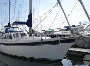 1986 Nauticat 40