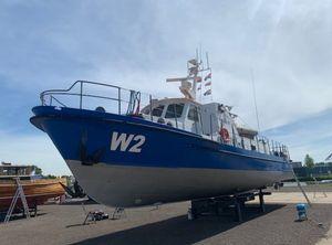 1975 Ex Politieboot W2