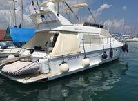 1990 Ferretti Yachts Ferretti 44s altura