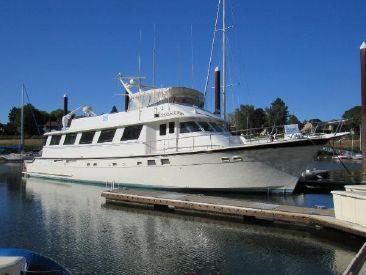 1986 85' Hatteras-Motoryacht Portland, OR, US