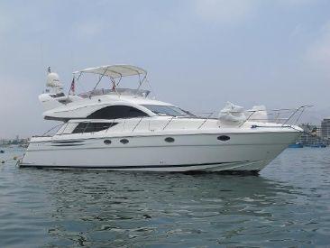 2008 50' Fairline-Phantom 50 Salinas, EC
