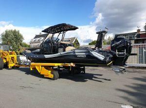 2022 Brig Eagle 10 met 2 x Mercury Verado 350 pk OP VOORRAAD!