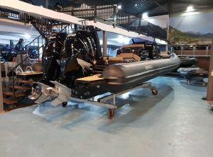 2022 Brig Eagle 10 met 2 x Mercury Verado 350 pk - KOMT BINNEN!