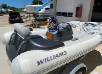 2009 Williams 285 Turbo Jet