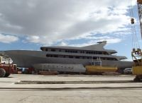 2003 Perama Uncompleted Yacht Project