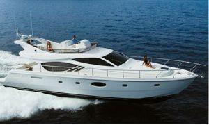 2009 56' 10'' Ferretti Yachts-551 Cannes, FR