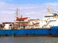 1986 Custom Seismic Research & Multi-Purpose Support Vessel
