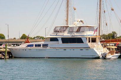 1977 80' Bertram-80 Motor Yacht Fort Myers, FL, US