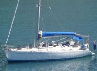 2001 Sweden Yachts 45