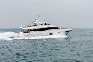 2022 91' 10'' Gulf Craft-MAJESTY 90 Elliniko, GR