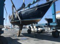 1983 Sailboat Ansa 37