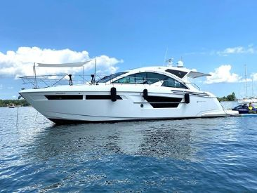 2017 54' Cruisers Yachts-54 Cantius Gananoque, ON, CA