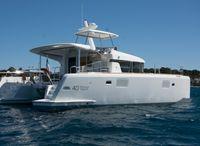 2015 Lagoon 40 Motor Yacht