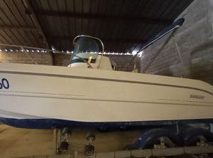 2007 Sessa Marine Key Largo 22 Deck
