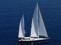 1998 Custom Marc Lombard Design Sailing Yacht